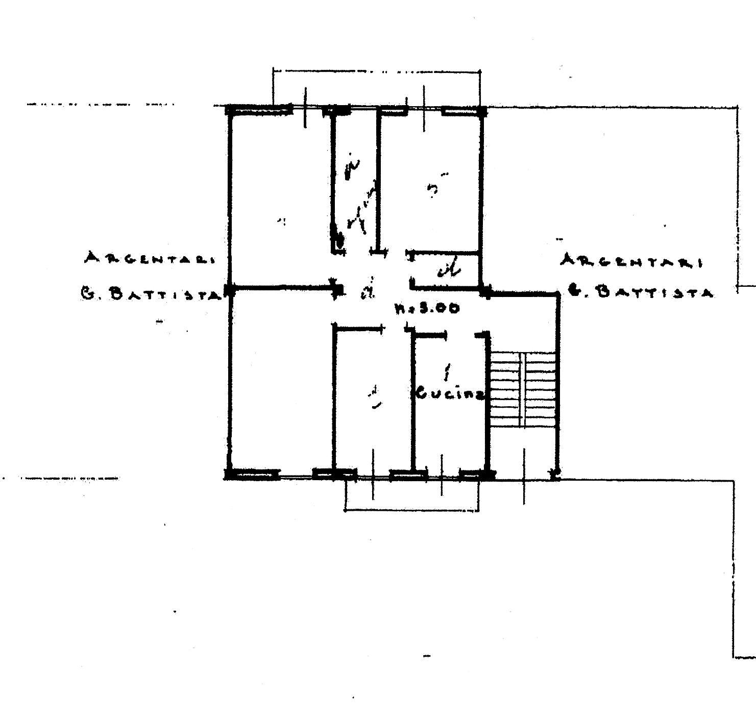 Perugia - Prepo - appartamento con cantina